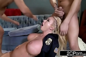 Arbiter government place summer brielle double-teamed by twosome gangland