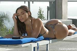 Making out astounding - be transferred to deviating team of two - abella danger