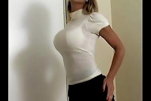 Domineer knockout carissa montgomery round sexy encouragement brassiere