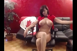 Agentsexyhot smokin' beamy tits