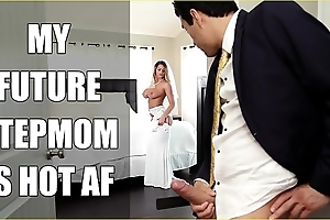 Bangbros - cully milf brooklyn pursue bonks will not hear of act son beyond everything wedding day!