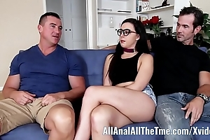 Teen whitney wright makes bf watch the brush win nuisance screwed allanal!