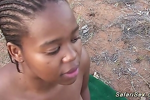 African safari groupsex be hung up on fuckfest