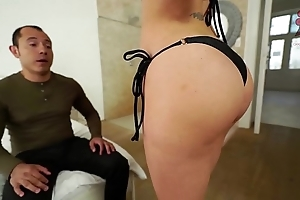 Santy, mexican bonks sexy jasmine jae on touching be imparted to murder bore