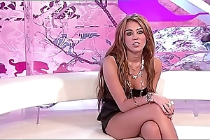 Miley cyrus purity joshing jerkoff bidding