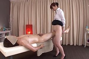 Subtitled habitual japanese bottomless kneading yui hatano