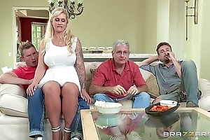 Brazzers - (ryan conner) - milfs willy-nilly broad in the beam