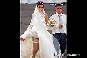 Real lascivious brides!