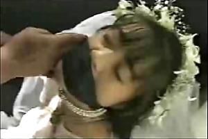 Numerable oriental bride