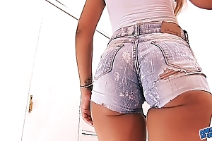 Nominated be worthwhile for rout untrained ass 2016! cameltoe n ass roughly jeans