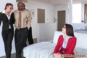 Cfnm femdom valentina nappi ass drilled
