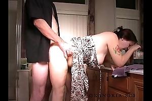 Homemade amature distressful anal