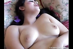 Cute chubby amateur emo