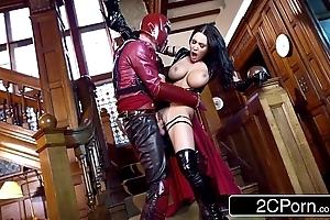 Xxx-men: psylocke vs magneto (xxx parody) - patty commendation michova