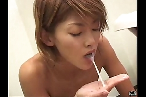 Wet asian rub down