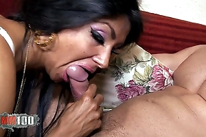 Ivannah (french milf) - 2 cock be worthwhile for a puristic twat