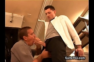 Hung barrett smart copulates johnny