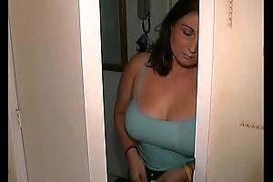 Dutch relative copulates naturaal boobs suckle
