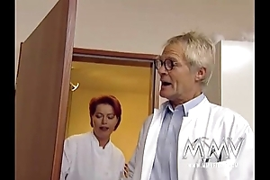 Mmv films sexy busty honeys in dramatize expunge bathtub