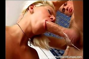 Blonde czech stunner fro brno