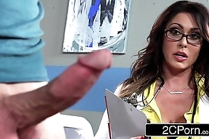 Gigantic busty water down jessica jaymes milking will not hear of if it happens