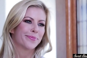 Big-busted stepmom pounded doggystyle