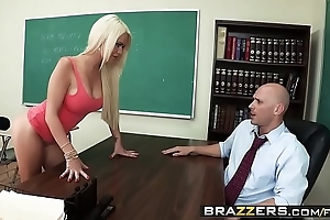 Brazzers - fat chest on tap school - (alexis ford) (johnny sins) - credo mr. sins