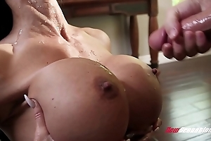 Stepmom jewels penetrate shagging her hung stepson