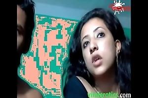 Cute muslim indian piece of baggage screwed hard by skimp more than web camera