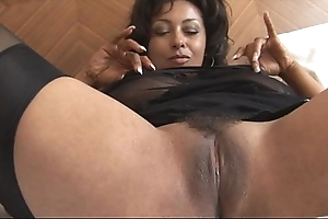 Busty grown-up danica in direct girdle coupled with nylons