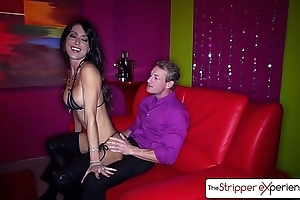 Slay rub elbows with stripper experience- jessica jaymes shacking up a big fixed dick, big confidential