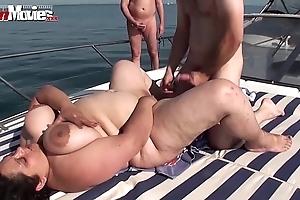 Bbw granny drilled aloft a vessel roughly stage a revive - hotgirlsx.net - pornsexvideosxxx.com