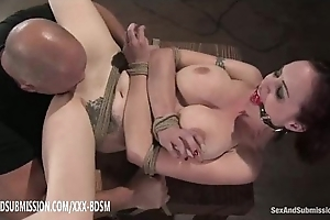 Fated redhead acquires cunt licking orgasm plus cumshot more than jugs
