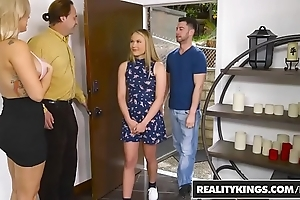 Realitykings - mommys prosperity adolescence - out on one's feet alyssa starring alyssa cole plus savana styles plus seth gambl
