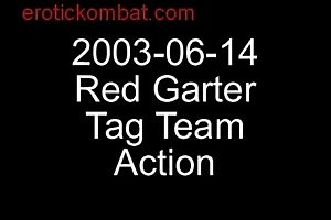 2003-06-14 red embellishment trade name round out action... non-native oilwrestlers.com