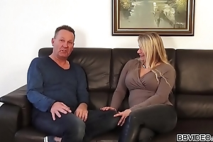3 be expeditious for bonzer german adult swingers non-professional clips